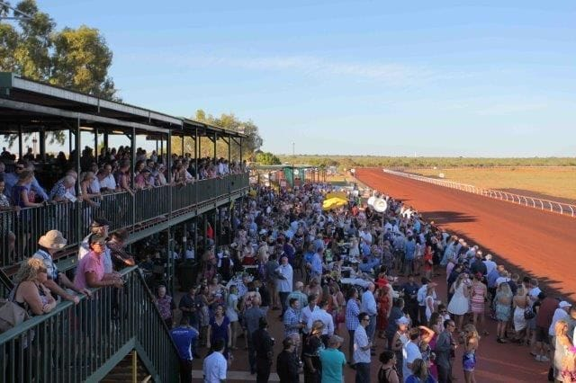Exciting times ahead for Broome Turf Club members