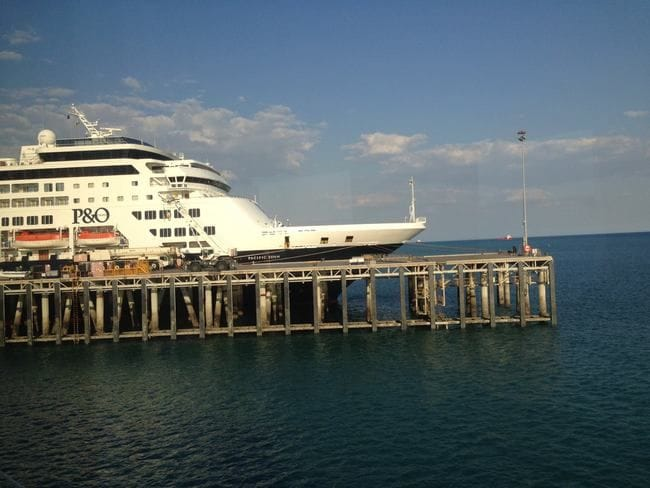 Cruise ships buoy WA economy with cash, jobs as Pacific Eden calls Fremantle port home