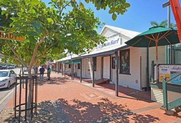 Broome Real Estate issues notice former Crystals store to be auctioned