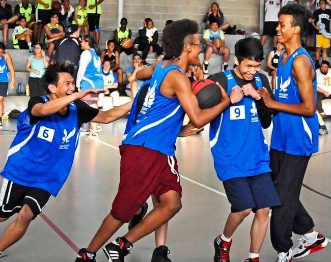 Broome Midnight Basketball