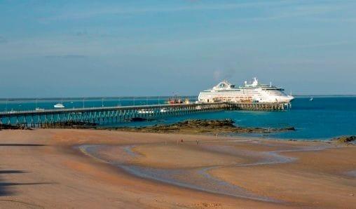 Broome welcomes a cruise ship boom