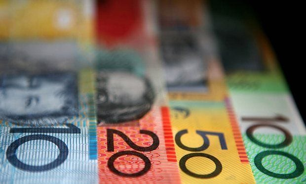 Australian dollar falls to five-month low as Trump rally continues
