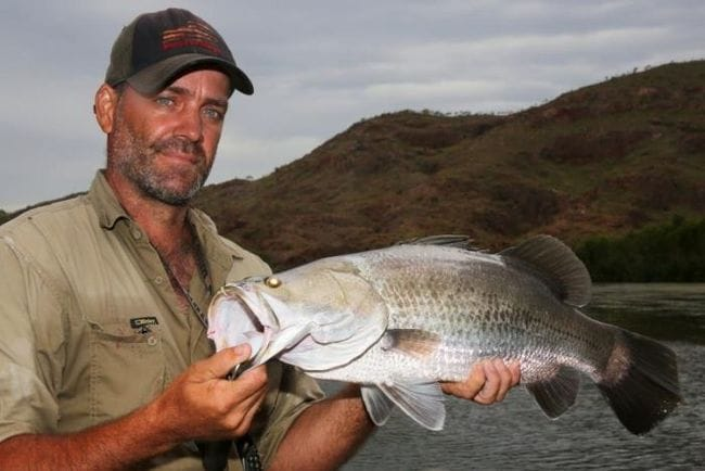 Fishing paradise emerging in the Kimberley