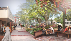 COMMUNITY'S INPUT SOUGHT ON NEW PLAN TO TRANSFORM CHINATOWN