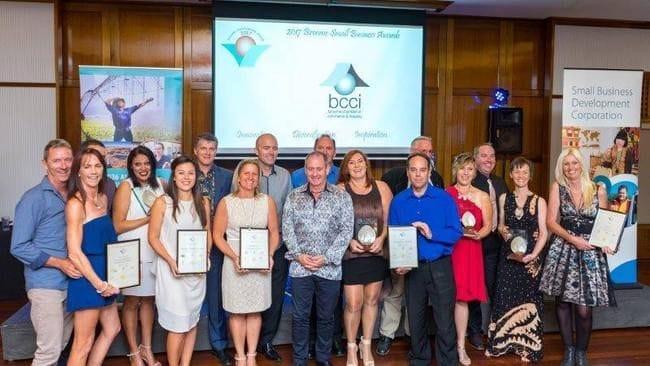 Huge week of awards for 15 Broome businesses