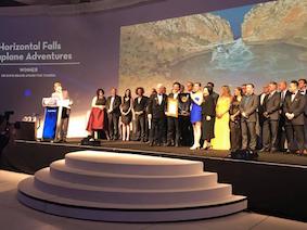 Horizontal Falls Seaplane Adventures triumphant at Tourism Awards