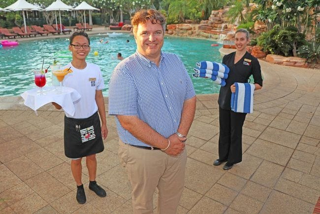 Broome business leaders banish