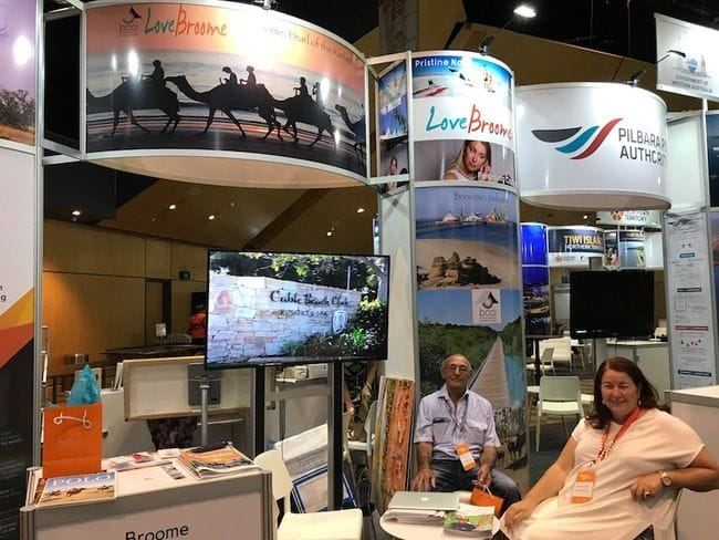 Broome showcases at Northern Australia Investment Forum