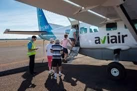 Do you have interests in the Pilbara - personal or business?