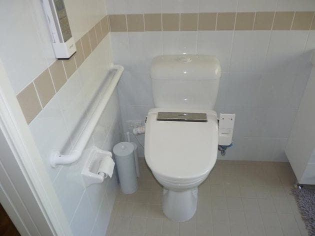 Bathroom Modifications - Bathroom modifications