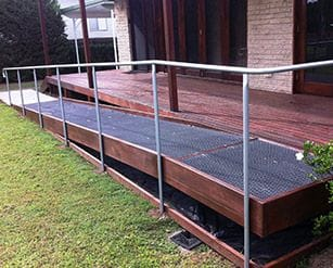 Home Modifications and Maintenance - ramp access