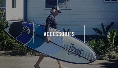Accessories | Bombala Boardroom | Board and Paddle accessories | Surfboards and SUP's | Perth, Newcastle
