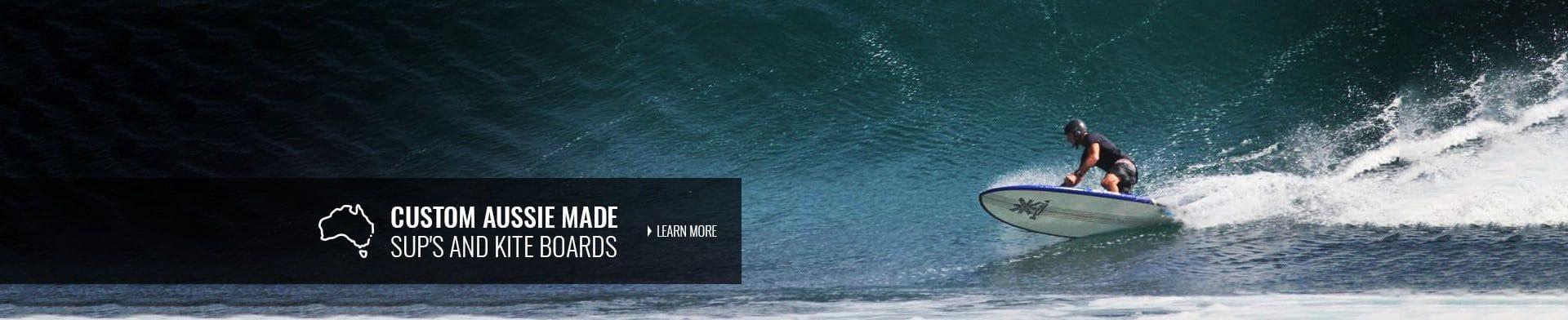 Bombala Boardroom | Custom made SUPS and Kite Boards | Australian Made Kite Boards