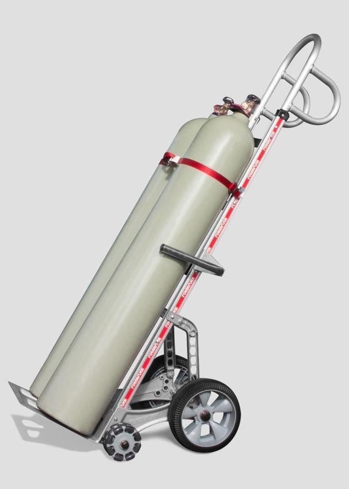 Rotatruck Tall Multi Gas Cylinder Hand Truck - Pro Range - G2 Pro - Tall