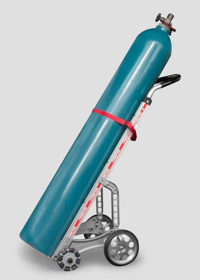 Rotatruck Single Gas Cylinder Hand Truck - Lite Range - G1 Lite