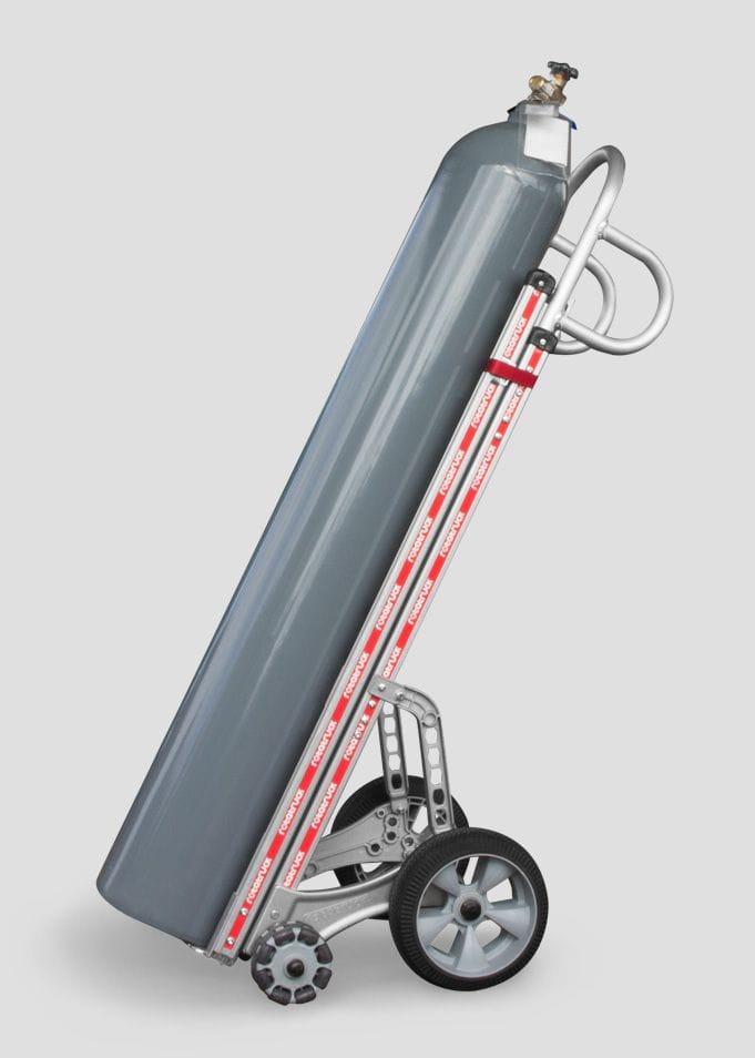 Rotatruck Lift-Assist Single Gas Cylinder Hand Truck - Pro Range - G3 Pro