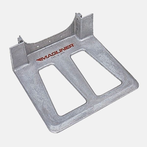 """Magnesium Cast Nose, 356x305mm (14""""x12""""), Magliner"""
