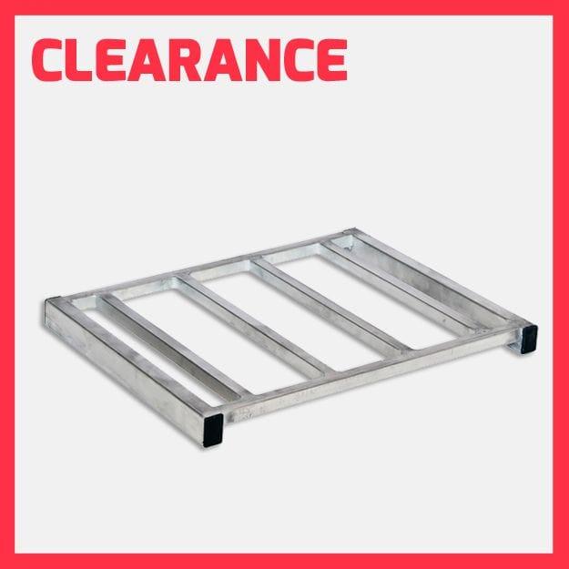 Handtruck Pallet - Aluminium