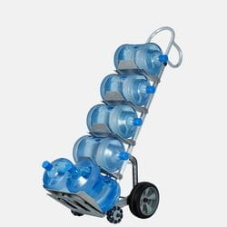Water Bottle Rotatruck - 6 bottle