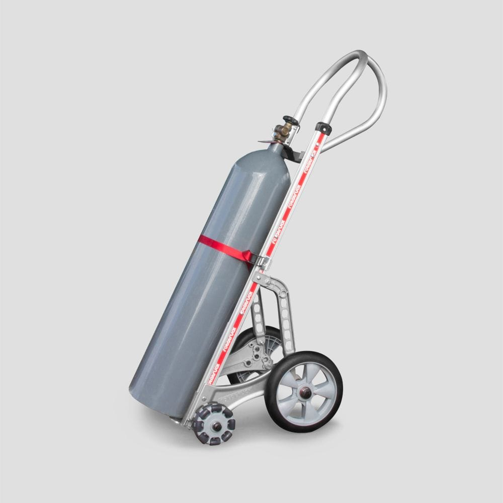 Single Gas Cylinder Hand Truck