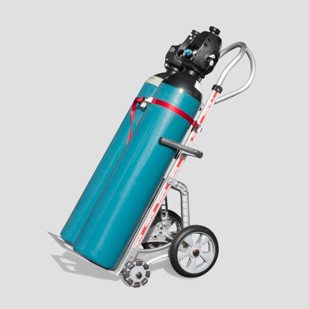 Dual Gas Cylinder Hand Truck