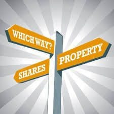 Shares vs property - the pros and cons