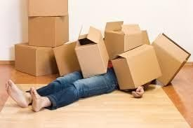 Things to remember when moving house