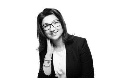 Georgina Dimitrakopoulos