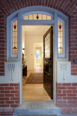 Home- front door