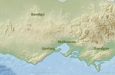 NEW Training Locations - Melbourne CBD, Traralgon, Bendigo