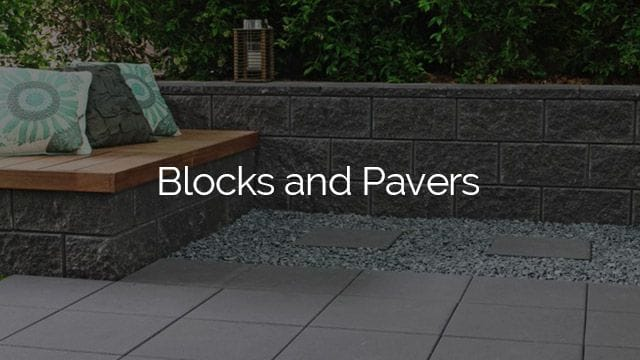 burleigh garden supplies | Blocks and Pavers