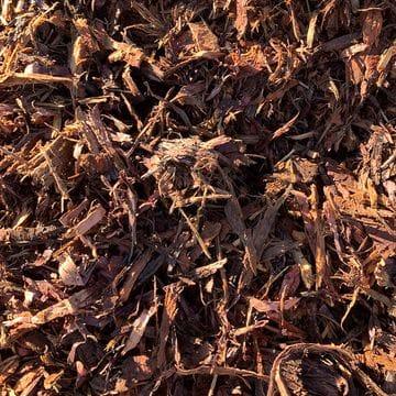 """1"""" Hoop Pine Mulch"""