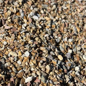 Multi-colour Gravel (20mm)