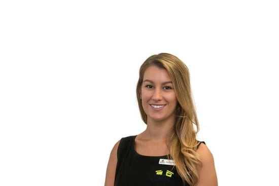 Meet our Business Manager, Samantha!