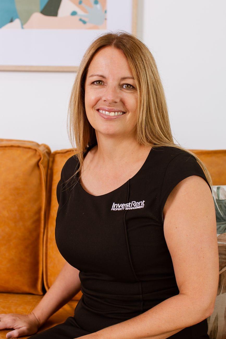 Kristin Robinson, InvestRent Receptionist