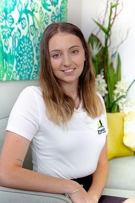 Maxine Latter, InvestRent Receptionist