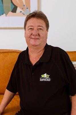 Craig Jones, InvestRent Asset Manager