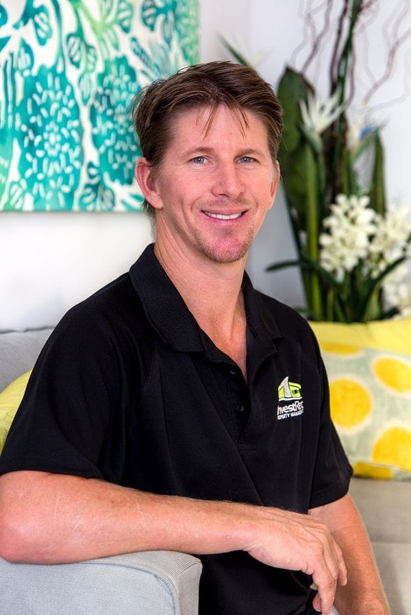 Peter Ross, InvestRent Property Management Director