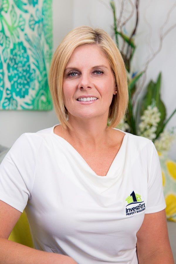 Kellie O'Connor, InvestRent Asset Manager