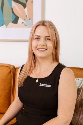 Kate, InvestRent Asset Manager