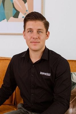 Liam Arnold, InvestRent Asset Manager