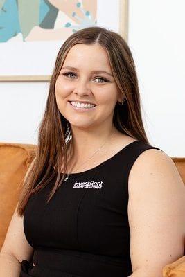 Hayley Bisaro, InvestRent Asset Manager