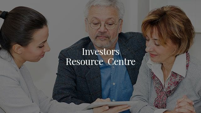 Investors Resource Centre
