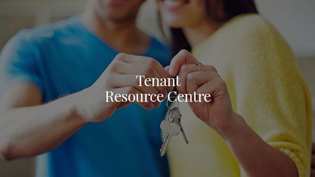 Tenant Resource Centre