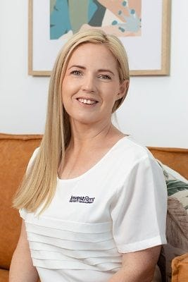 Tania Varley, InvestRent Asset Manager