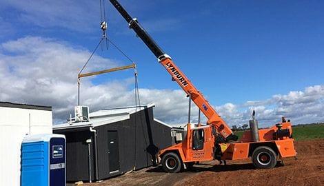 Lynburn Crane Hire | General Construction Works in Melbourne