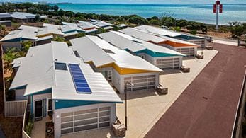 Lighthouse Estate, a resort styled village north of Geraldton