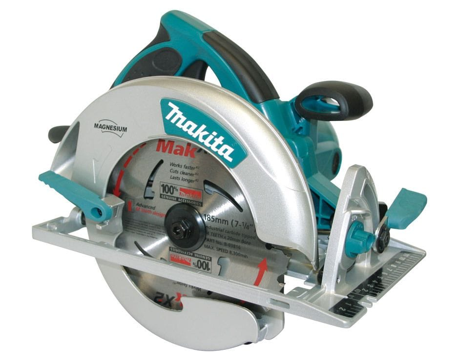 "Makita 5007MGK 1800W 185mm (7-1/4"") Circular Saw"