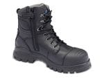 Blundstone 997 XFoot Rubber - 150mm Lace-up Side Zip Safety Boots