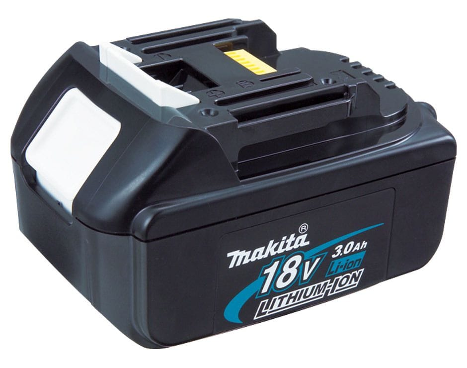 Makita BL1830B-L 18V 3.0Ah Li-ion Cordless Battery with Gauge